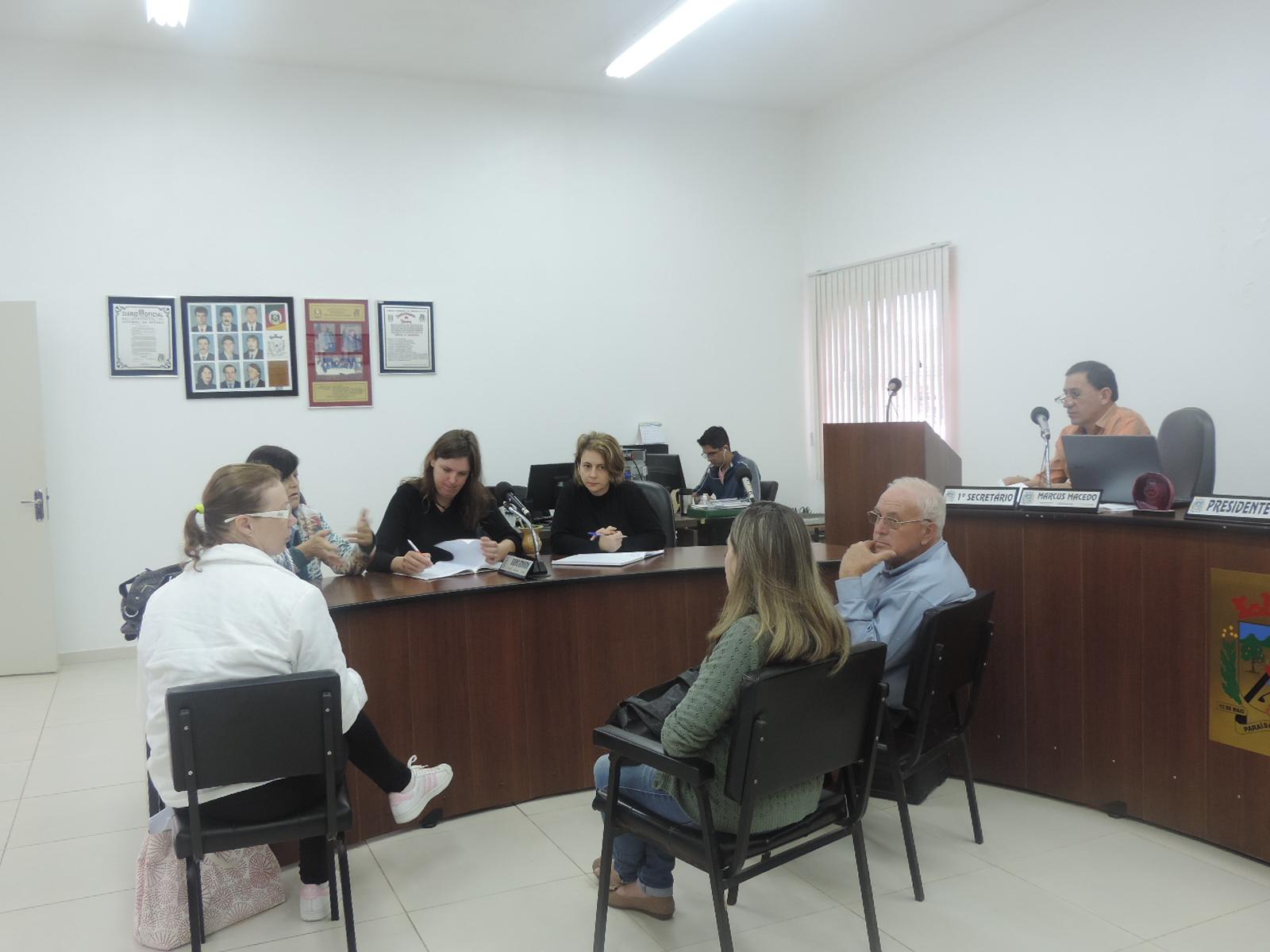 Audiência Pública para apresentação do Relatório de avaliação das Metas fiscais do segundo quadrimestre