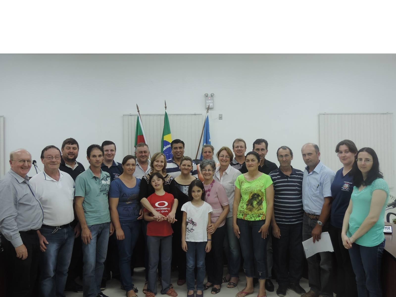 Conselho Municipal dos Direitos da Pessoa com Deficiência acompanha a sessão de 31/08/2015