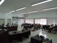Audiência Pública para a apresentação de Relatórios da Secretaria de Saúde.