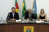 Vereador José Orestes Lovato é o Presidente da Câmara de Vereadores de Paraíso do Sul no exercício de 2019.